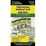 Yellowstone National Park [Map Pack Bundle]