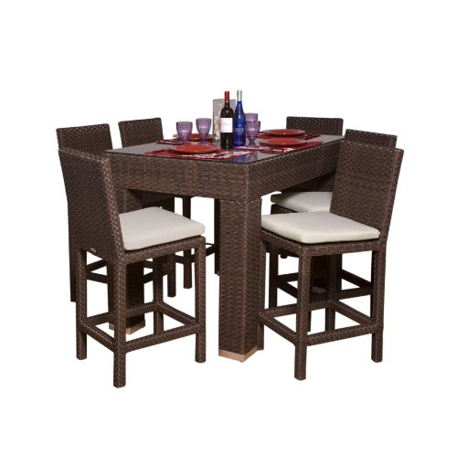 Atlantic Monza 7-Piece Bar Set