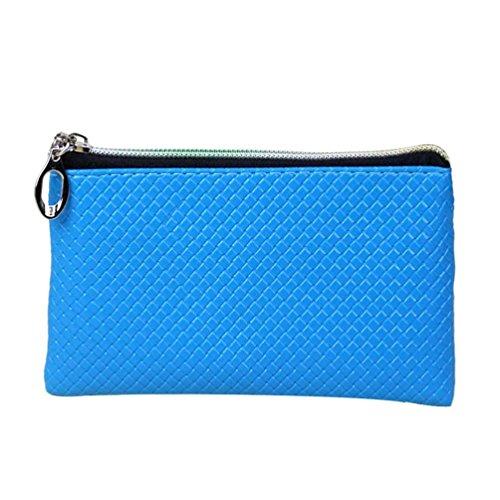 Toraway Wallet, Fashion Women Leather Wallet Zipper Clutch Coin Purse Handbag Bags (Best Toraway Womens Wallets)