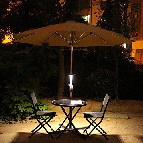 Patio Table Lighting Patio umbrella light soaiy cordless 28 leds umbrella pole light 3 patio umbrella light soaiy cordless 28 leds umbrella pole light 3 brightness mode for outdoor patio desk camping pole mounted or hang anywhere workwithnaturefo