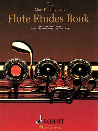 The Flute Etudes Book (Etudes Book)