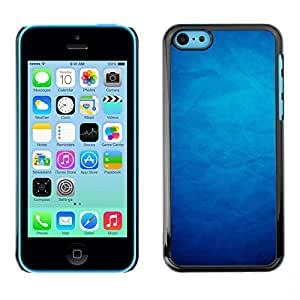 Soft Silicone Rubber Case Hard Cover Protective Accessory Compatible with Apple iPhone? 5C - paper wallpaper pattern shadow dark