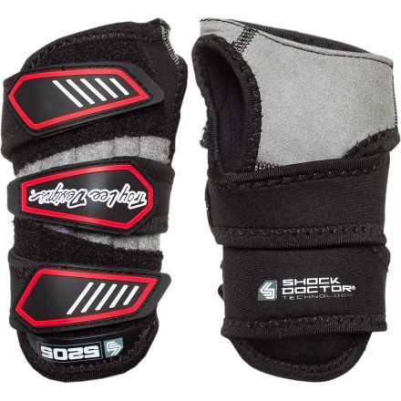 Troy Lee Designs WS 5205 Wrist Support Black, L/Left by Troy Lee Designs