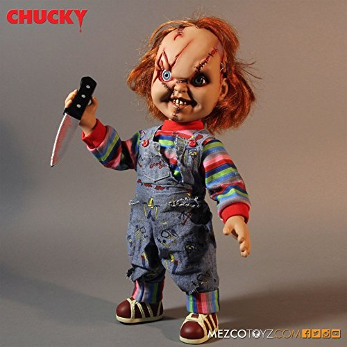 [Reproduction] Child's Play / Chucky 15 inches Talking mega scale figure