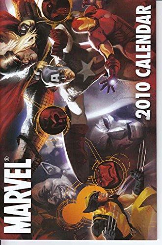 Marvel Calendar #2010 FN ; Marvel comic book (Large Calendar 2010)