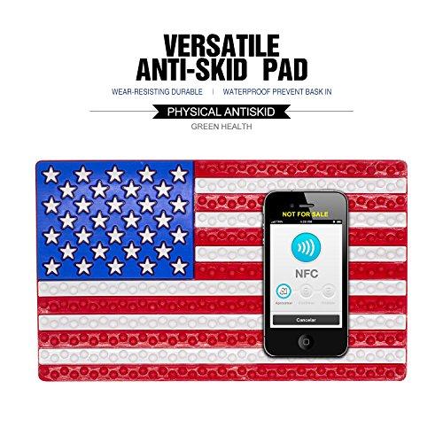 Sticky Mat,Non-Slip Anti-Slip Mat Dashboard Pad - Holds Mobile Phone,Sunglasses,MP3,Golf - Luxury Used Sunglasses