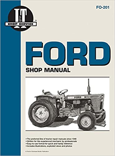 Ford shop manual fo 201 intertec publishing 9780872883673 amazon ford shop manual fo 201 fandeluxe Gallery