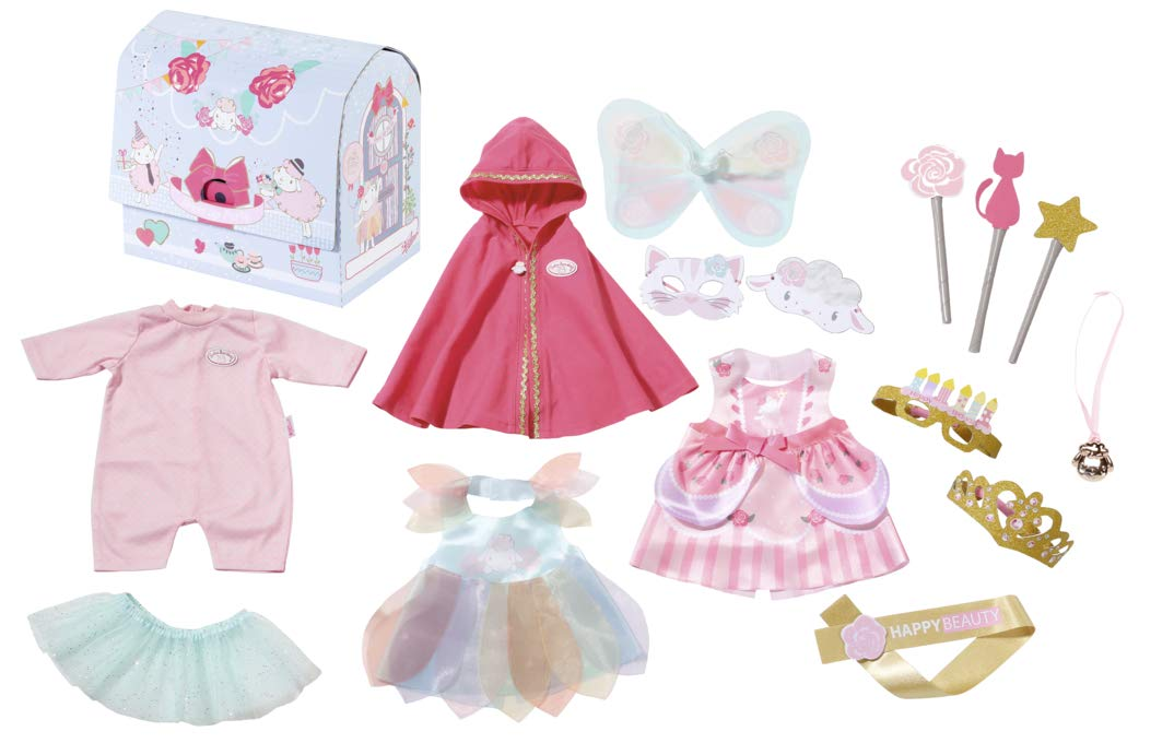 Baby Annabell 700693 Special Day Dress up Doll\'s Clothing and ...