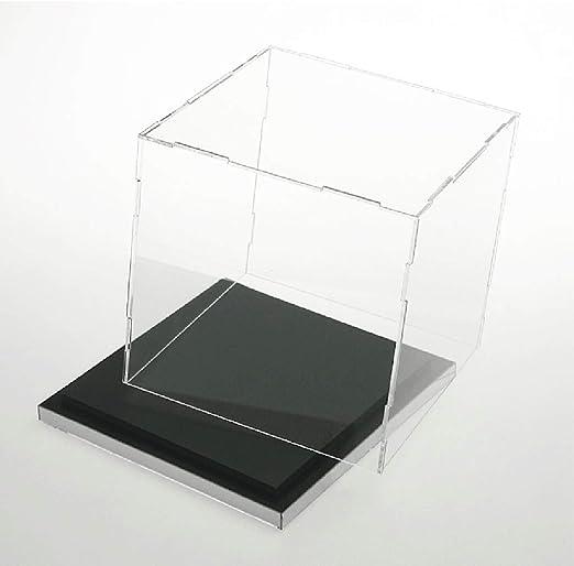 SYLOZ Caja De Presentación De Acrílico, Caja De Polvo ...