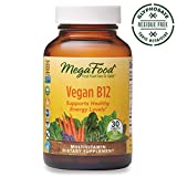 Best B12 Supplements - MegaFood - Vegan B12, Supports the Healthy Formation Review