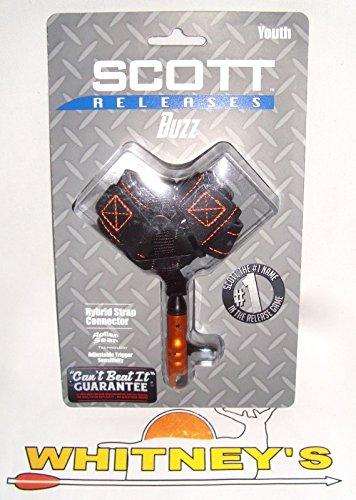 Scott Archery Buzz- Orange Release - 3021SBS-OG (Release Youth Scott)