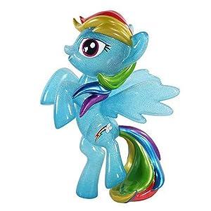 Funko Hikari Premium Japanese Vinyl My Little Pony Rainbow Dash Glitter Sofubi