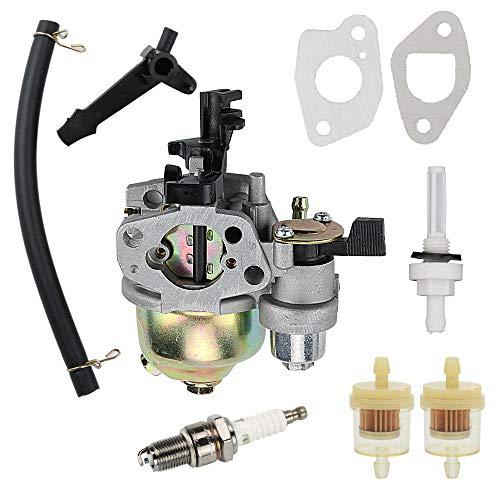 Trustsheer GX120 Carburetor fit Honda GX110 GX 120 Engine WDP20X WDP20XT WDP30X WDP30XT WDP30XK1 WDP30XK2 Water Pump 16100-ZH7-W51 16100-ZE0-817 16100-ZE1-814 16100-ZH7-821 Stens 520-702 Carb