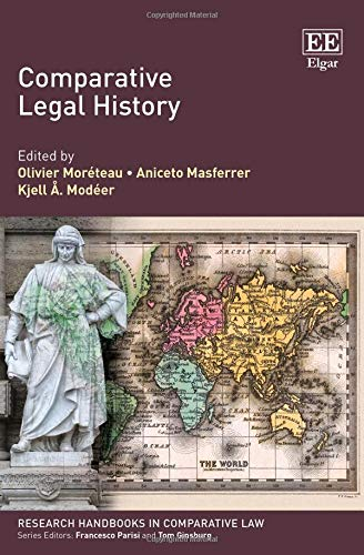 Comparative Legal History (Research Handbooks in Comparative Law series)
