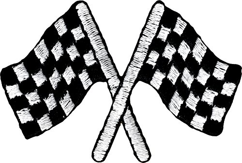 Square Deal Recordings & Supplies Checkered Racing Flags