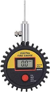 NANAD - Barómetro de Bolas, Pantalla Digital, Mini manómetro ...