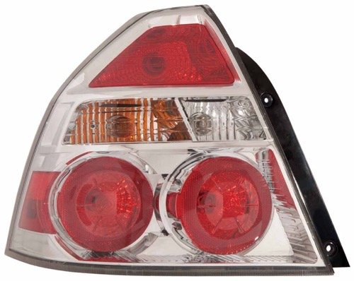 Chevrolet Aveo Tail Light Cover Tail Light Cover For