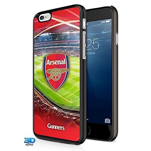 iPhone 7 Hard Case - Arsenal F.C (3D)