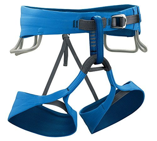 Black Diamond Solution Climbing Harness - Men's - Ultra Blue Small
