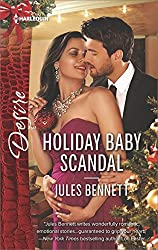 Holiday Baby Scandal (Mafia Moguls)
