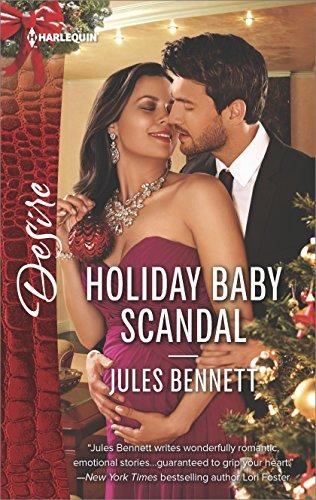 Holiday Baby Scandal (Mafia Moguls) (Brothers Christmas Bennett)