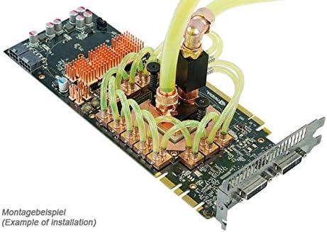 ohne Hersteller entkopplungsset f/Ã /¼ r EHEIM 1048//1046