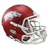 Arkansas Razorbacks Officially Licensed NCAA Speed Full Size Replica Football Helmet