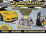 Do-it-Yourself Epoxy Floor Coating Kit