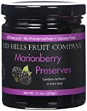 Red Hills Fruit Company Preserves, Marionberry, 4