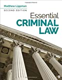 Essential Criminal Law 2nd Edition