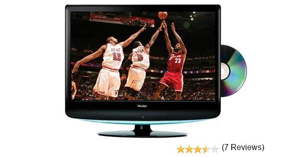 Haier HLC19R - Televisión HD, Pantalla LCD 19 pulgadas: Amazon.es: Electrónica