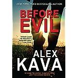 Before Evil: (The Prequel—Maggie O'Dell series)