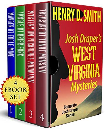 West Virginia Mysteries (Complete Josh Draper West Virginia Mysteries 4-Book Box Set)