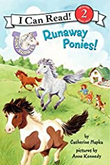 Pony Scouts: Runaway Ponies! (I Can Read Level 2) Paperback