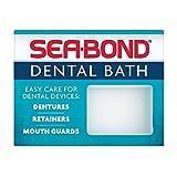 Sea-Bond Denture Bath - 1 ct, Pack of 3