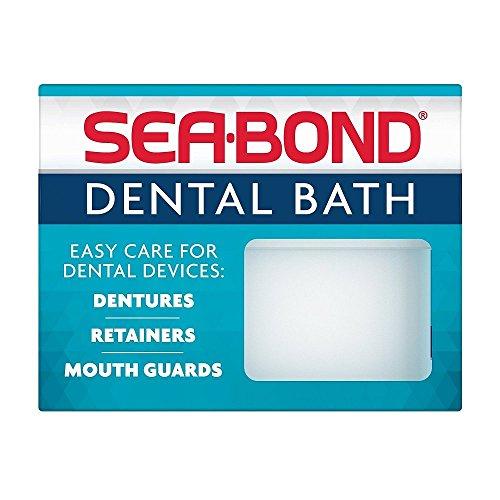 Sea Bond Denture Bath (Sea Bond Denture Bath)