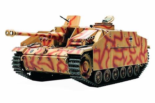 Sturmgeschutz III Ausf G SdKfz 142/1 Tank Early Version 1/48 (Sturmgeschutz Iii Tank)