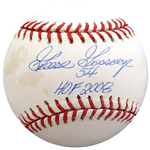 Rich Goose Gossage Autographed Signed Memorabilia Official MLB Baseball New York Yankees Hof 2008 - Beckett Authentic