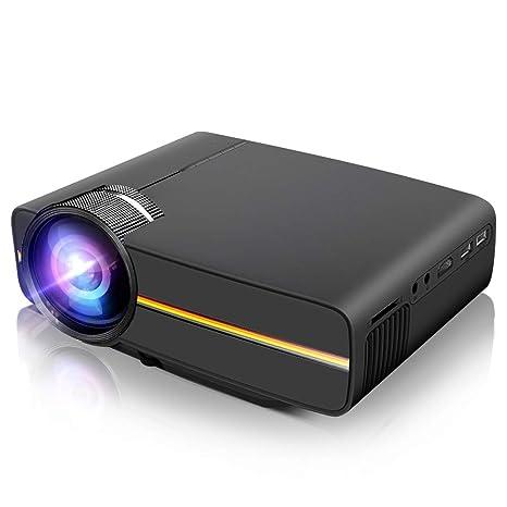 Amazon.com: LoongSon - Proyector de vídeo para cine en casa ...