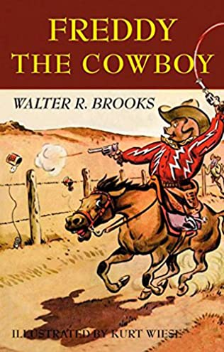 book cover of Freddy the Cowboy
