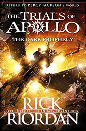 By Rick Riordan The Dark Prophecy The Trials