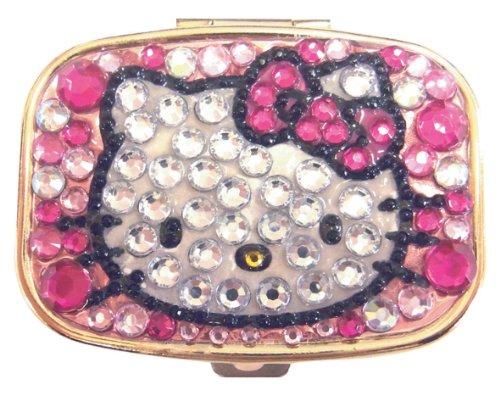 Hello Kitty Diamond eyelash case KTDE002 (japan import)
