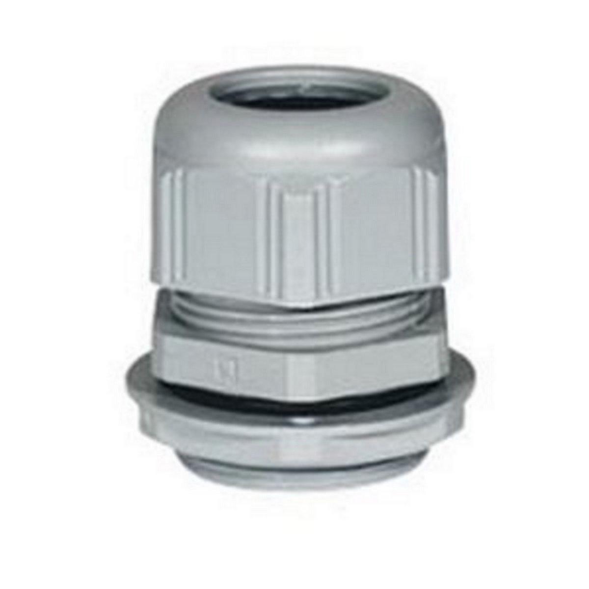 Legrand LEG98008 Presse-é toupe plastique IP68 iso 50 Accessoire electricite presse etoupe bouchon ecrou metal joint