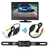Best Backup Camera For Car SUVs - DohonesBest Wireless Backup Camera and Monitor Kit Review