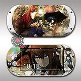 Steins Gate Skin for Playstation PS VITA2000 & Okabe rintarou Psv2000 decal & Makise Kurisu PSVita skin & urushibara ruka PSV2000 sticker