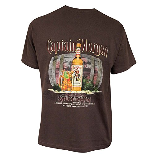 Captain-Morgan-Spiced-Rum-Tee-Shirt