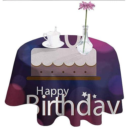 Douglas Hill - Mantel para 26 cumpleaños, fácil Cuidado, a ...