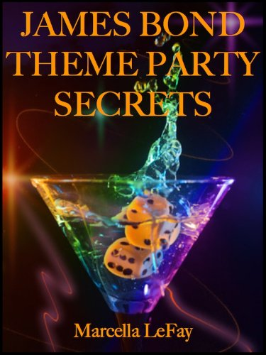 James Bond Costume Party (James Bond Theme Party Secrets)