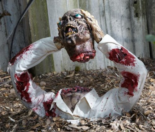 No Head Zombie Prop ()