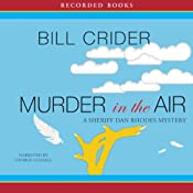 Murder in the Air: A Dan Rhodes Mystery   Bill Crider